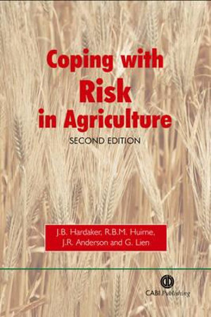 Cover of Coping with Risk in Agriculture