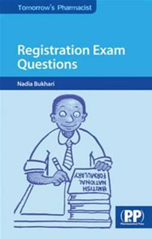 Cover of Registration Exam Questions