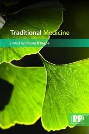 Cover of Traditional Medicine