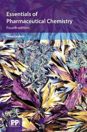 Cover of Essentials of Pharmaceutical Chemistry
