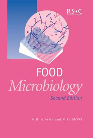 Cover of Food Microbiology