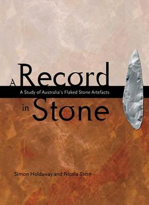 Cover of A Record in Stone
