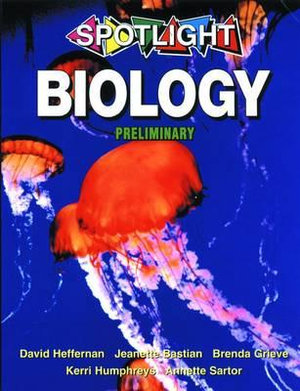 Cover of Spotlight Preliminary Biology