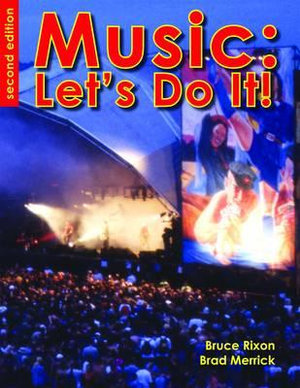 Cover of Music Let's Do It!