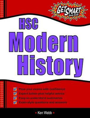 Cover of Get Smart HSC Modern History