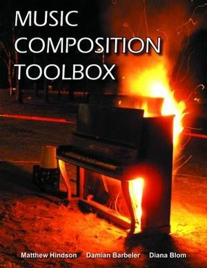 Cover of Music Composition Toolbox
