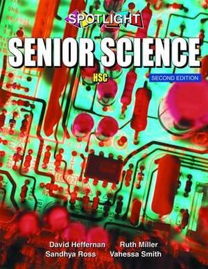 Cover of Spotlight Senior Science