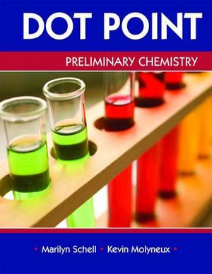Cover of Dot Point Chemistry - Preliminary