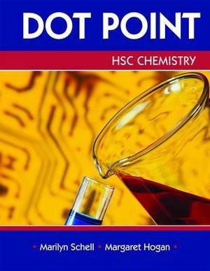 Cover of Dot Point Chemistry - HSC
