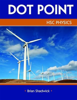 Cover of Dot Point Physics- HSC