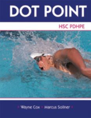 Cover of Dot Point HSC PDHPE