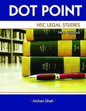 Cover of HSC Legal Studies