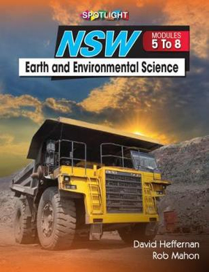 Cover of NSW Earth and Environmental Science