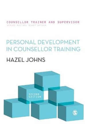 Cover of Personal Development in Counsellor Training