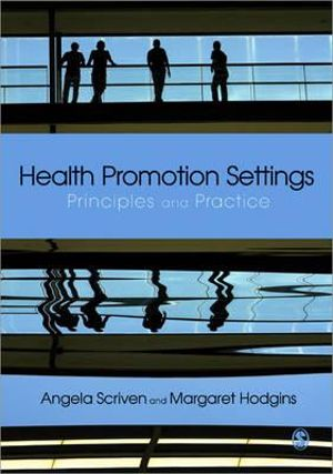 Cover of Health Promotion Settings