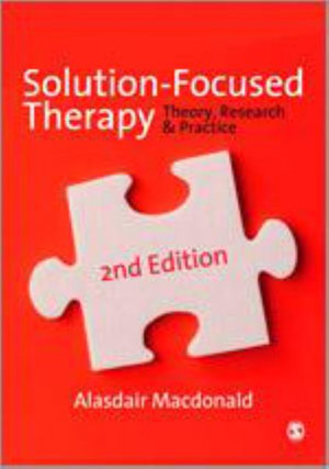 Cover of Solution-Focused Therapy
