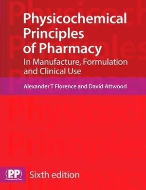 Cover of Physicochemical Principles of Pharmacy