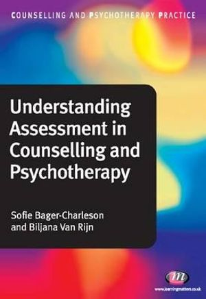 Cover of Understanding Assessment in Counselling and Psychotherapy
