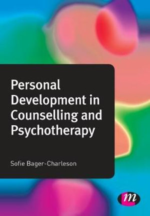 Cover of Personal Development in Counselling and Psychotherapy