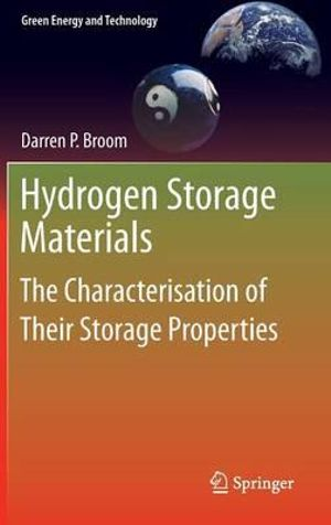Cover of Hydrogen Storage Materials
