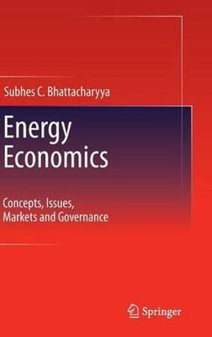 Cover of Energy Economics