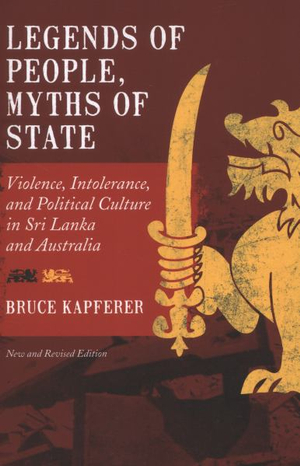 Cover of Legends of People, Myths of State