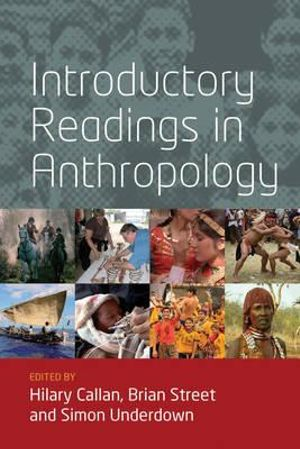 Cover of Introductory Readings in Anthropology