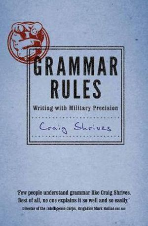 Cover of Grammar Rules
