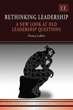 Cover of Rethinking Leadership