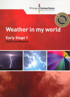 Cover of Weather in My World