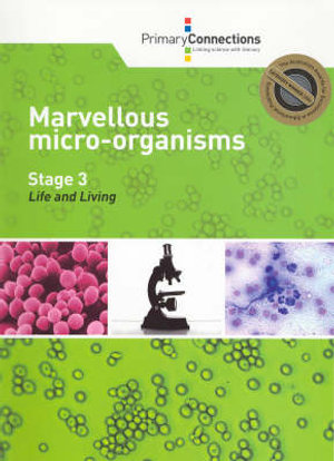 Cover of Marvellous Micro-organisms