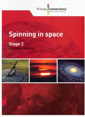 Cover of Spinning in Space