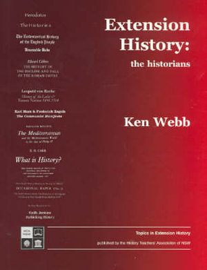 Cover of Extension History