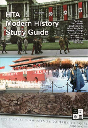 Cover of HTA Modern History Study Guide