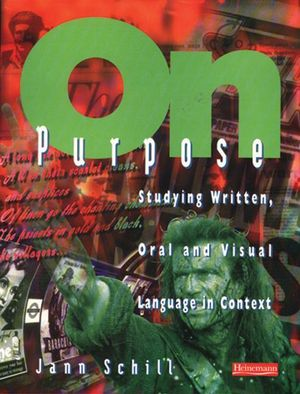 Cover of On Purpose