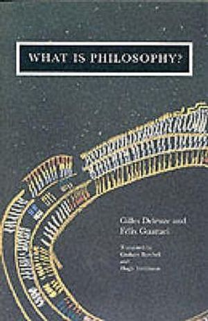 Cover of What is Philosophy?