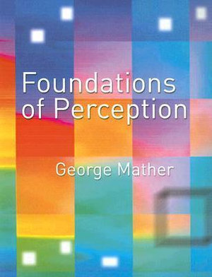 Cover of Foundations of Perception
