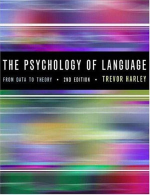 Cover of The Psychology of Language