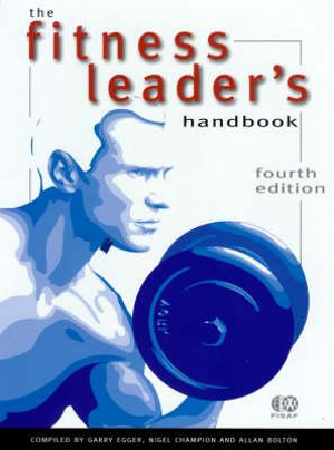 Cover of The Fitness Leader's Handbook