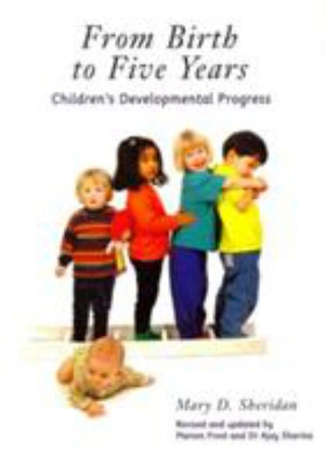 Cover of From Birth to Five Years