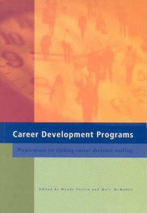 Cover of Career Development Programs