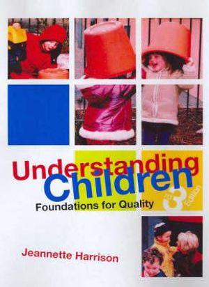 Cover of Understanding Children