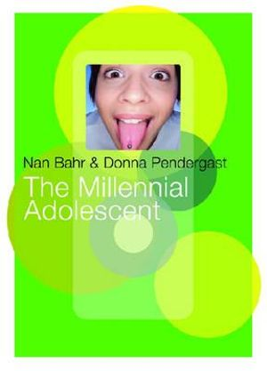 Cover of The Millennial Adolescent