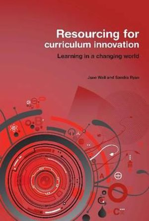 Cover of Resourcing for Curriculum Innovation