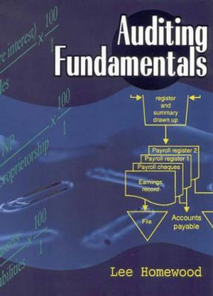 Cover of Auditing Fundamentals