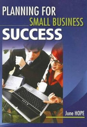 Cover of Planning for Small Business Success