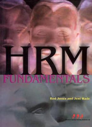 Cover of HRM Fundamentals