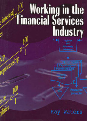 Cover of Working in the Financial Services Industry