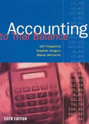Cover of Accounting to Trial Balance