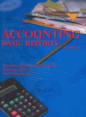 Cover of Accounting Basic Reports